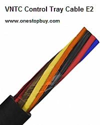 18 25 Vntc Non Shielded Tray Cable 600v E 2 Black