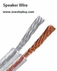120v Flat Wire 12 Gauge Speaker Wire One Stop Buy