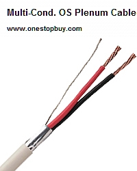 18 Awg 2c Overall Shielded Communications Amp Control Cl3p