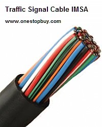 12 Awg 12c Solid Traffic Signal Cable Imsa 19 1 600v