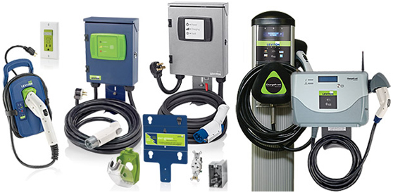 Onestop Offers A Complete Solution From Leviton For Plug In Electric Vehicle Chargers Pev The Evr Green Product Line Consists Of Both Portable And